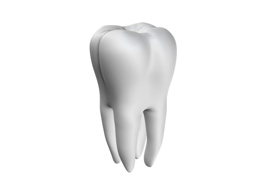 Image of a white tooth representing sedation dentistry services at Summit Family Dentistry