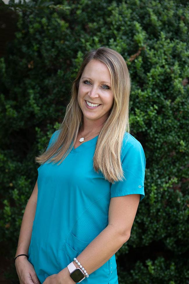 Image of Amy McGillicuddy, a dental hygienist at Summit Family Dentistry in Denver, North Carolina