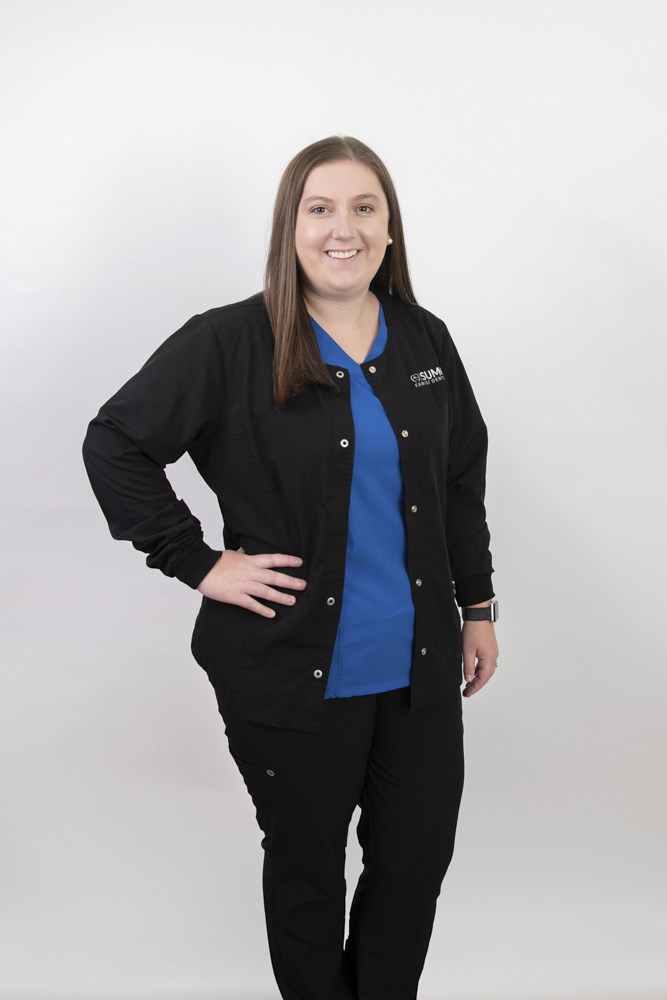 tiffany, the scheduling coordinator at summit family dentistry in denver nc